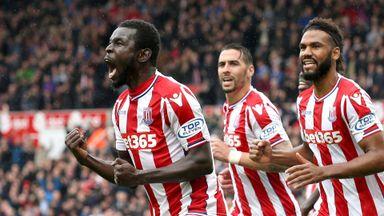 Stoke 2-1 Southampton