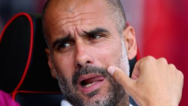 Pep demands more from Toure