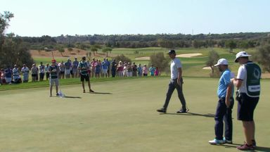 Portugal Masters: R1 highlights