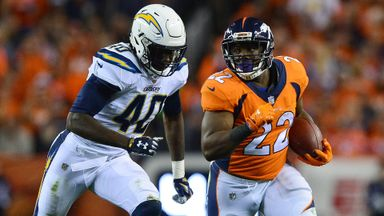 Chargers 21-24 Broncos