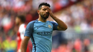Was Aguero at fault?