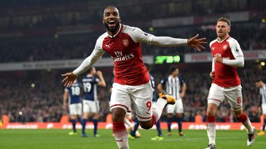 Lacazette brace seals win