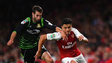 Arsenal 1-0 Doncaster