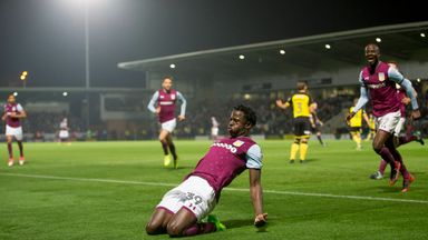 Keinan's journey to Villa