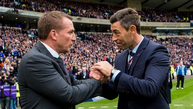Rodgers: Rangers a different team