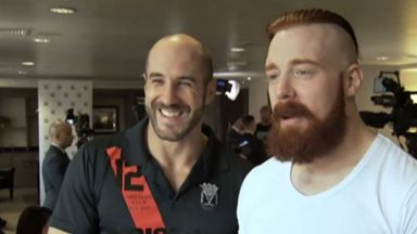 Sheamus picking City or United