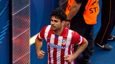 Costa: Atletico move is beautiful