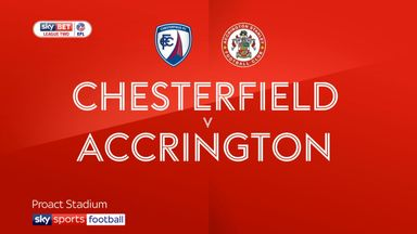 Chesterfield v Accrington preview