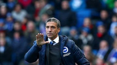 Hughton: We remain grounded