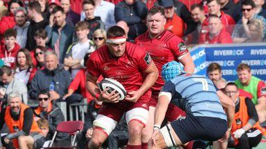 Sky Live: Castres v Munster