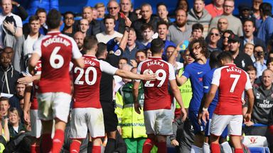'Luiz should have seen red sooner'