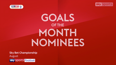 Championship GOTM nominees: August