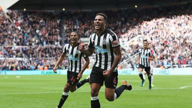 'Newcastle oozing confidence'