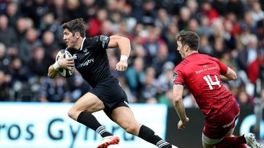 Ospreys 16-21 Munster