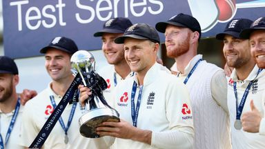 Root: A great summer of cricket
