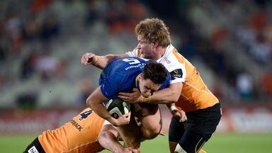 Cheetahs 38-19 Leinster