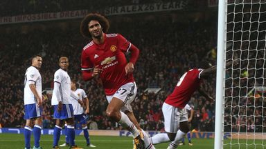 'Fellaini contributions always positive'