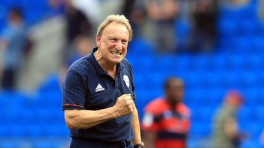 Warnock: We are outsiders to go up