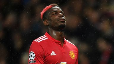 Mourinho fears Pogba injury
