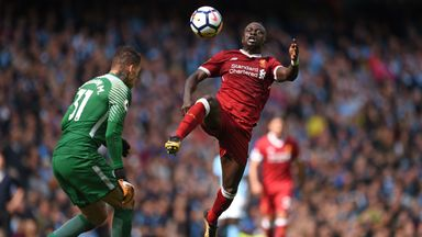 Mane: I only expected yellow