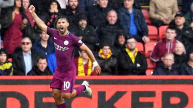Merson: Aguero in the wrong