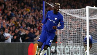 Bakayoko enjoying Chelsea life