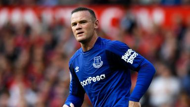Howe highlights Rooney threat