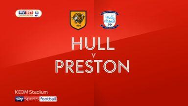 Hull 1-2 Preston
