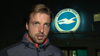 Krul excited for Brighton challenge