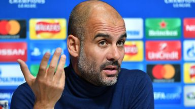 Pep: We beat one of the best