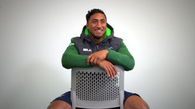 Bundee Aki, Up Close & Personal