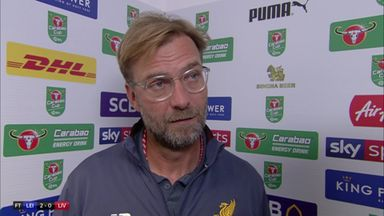 Klopp sick of conceding easy goals