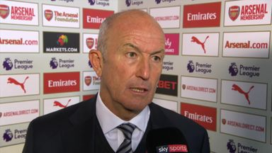 Pulis: It was a stonewall penalty