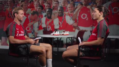 Bellerin and Monreal Q&A
