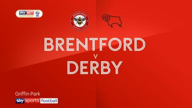 Brentford 1-1 Derby
