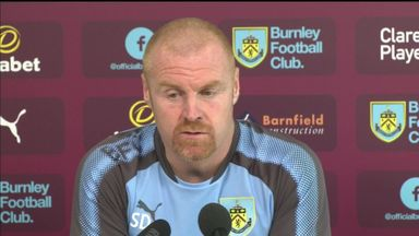 Dyche discusses Heaton surgery