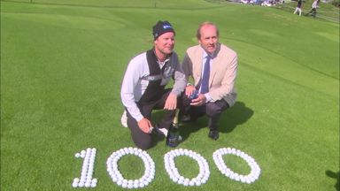 Ilonen makes 1000th hole-in-one