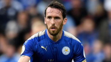 Fuchs in freak training accident