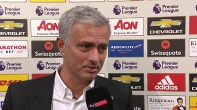 Mourinho: Performance was very good