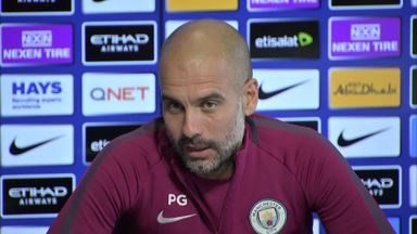 Pep: Impossible to replace Mendy
