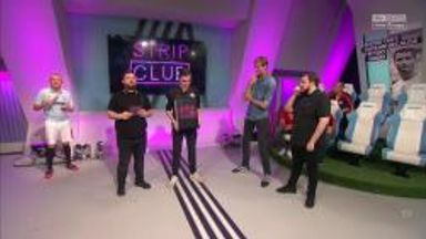 Soccer AM - Strip Club