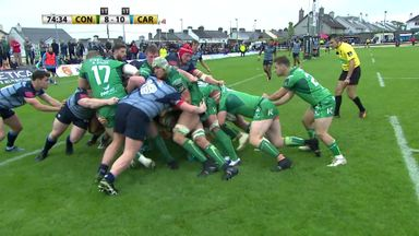Connacht 15-17 Cardiff Blues