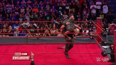 Strowman & Cruiserweights destroy Amore