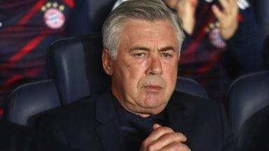 Bayern Munich sack Ancelotti