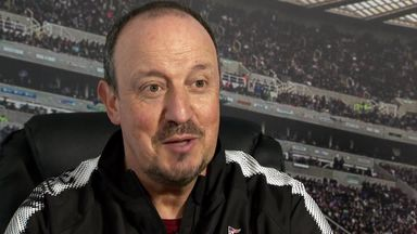 Rafa Benitez says Newcastle 'must keep our feet on floor'