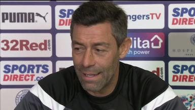 Caixinha not worried about future