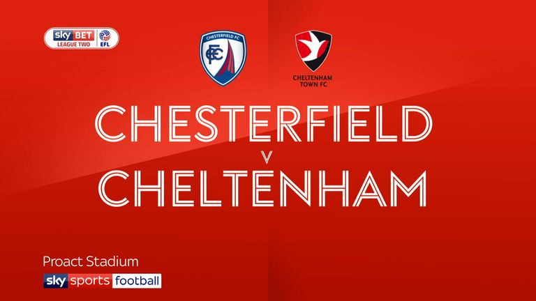 Chesterfield 0-1 barnet