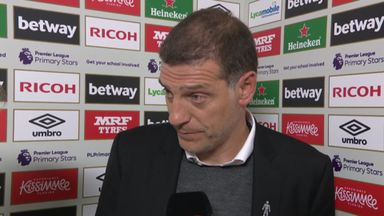 Bilic takes responsibility for defeat