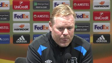 Koeman: Players without confidence