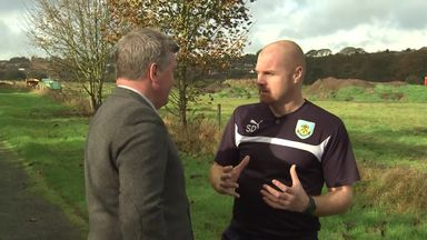 Dyche's vision